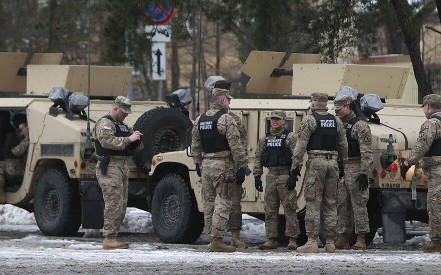 Lenkijos gynybos ministras: JAV karinės bazės įkūrimas šalyje – išspręstas klausimas