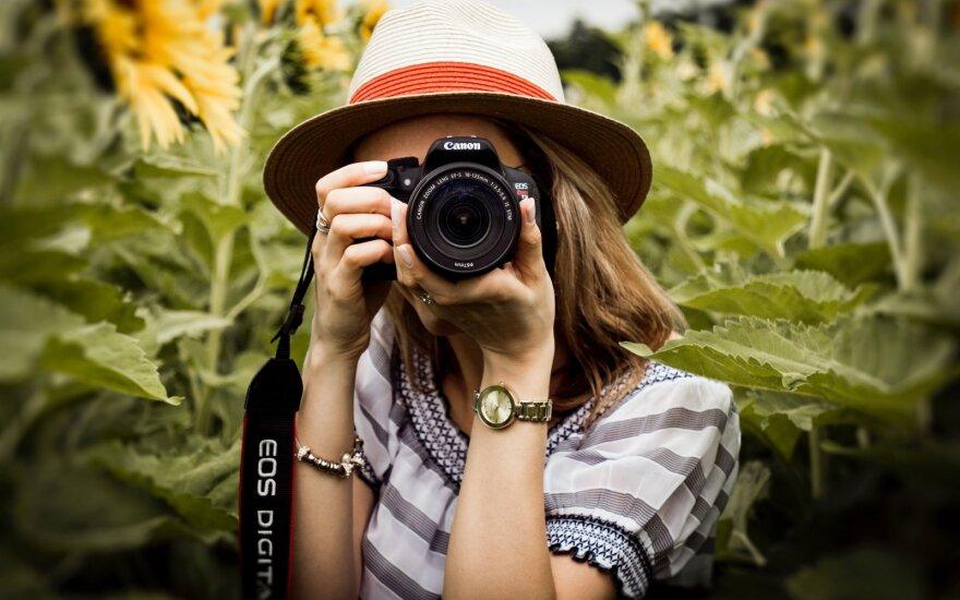 Rugpjūčio 19 - pasaulinė fotografijos diena kaip ir kur saugiai laikyti nuotraukas
