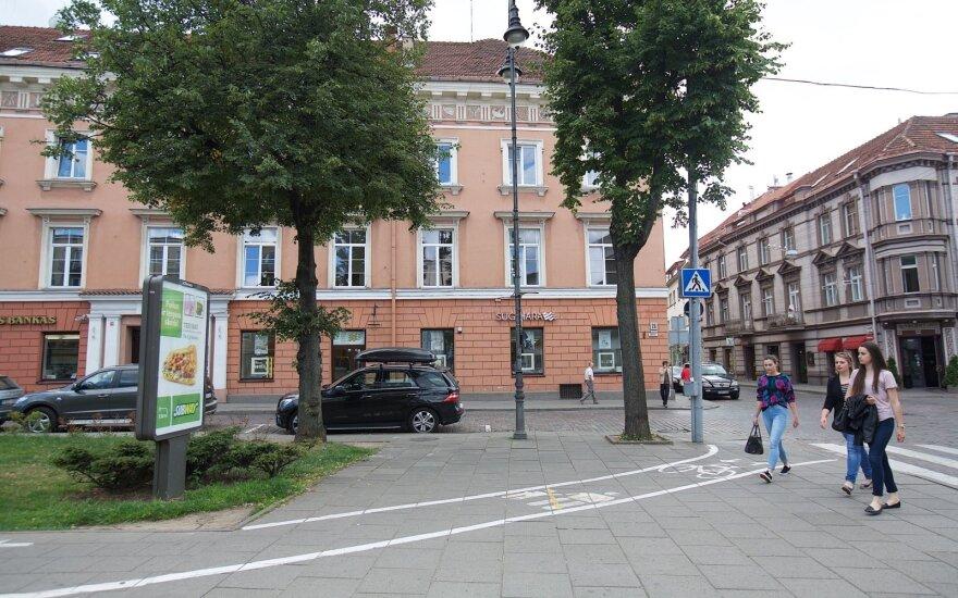 Vilniaus savivaldybė skelbia architektūrinį konkursą Vokiečių gatvės rekonstrukcijai
