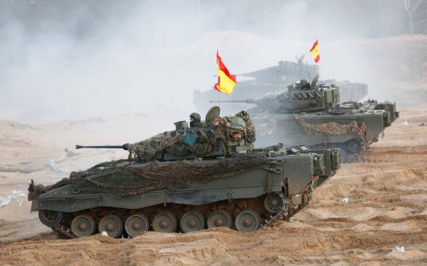 Ispanijos kariuomenė