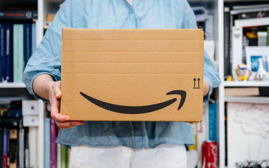 """""""Amazon"""" optimizavimas ir logistikos gudrybės"""