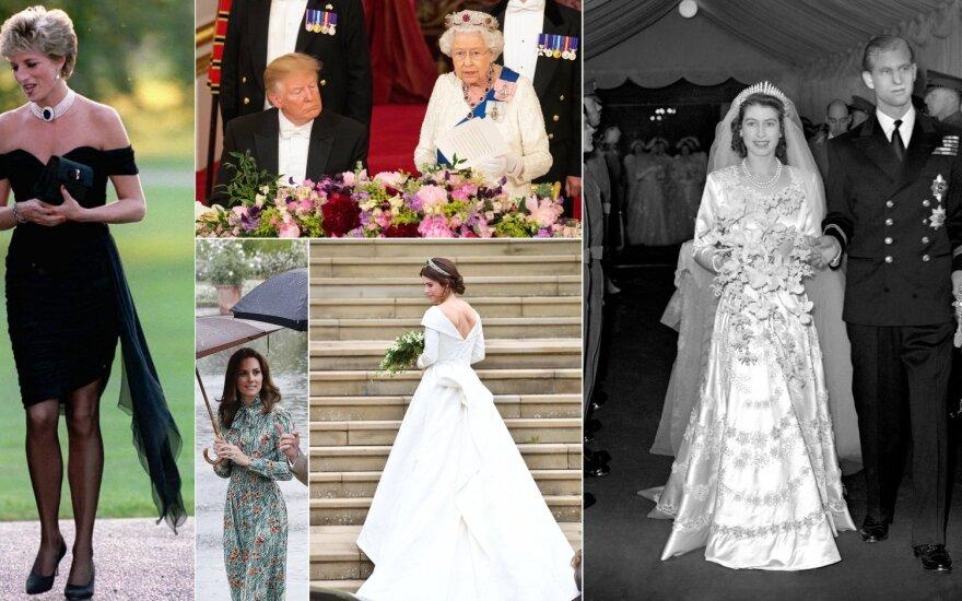 Karališkosios šeimos apdarai