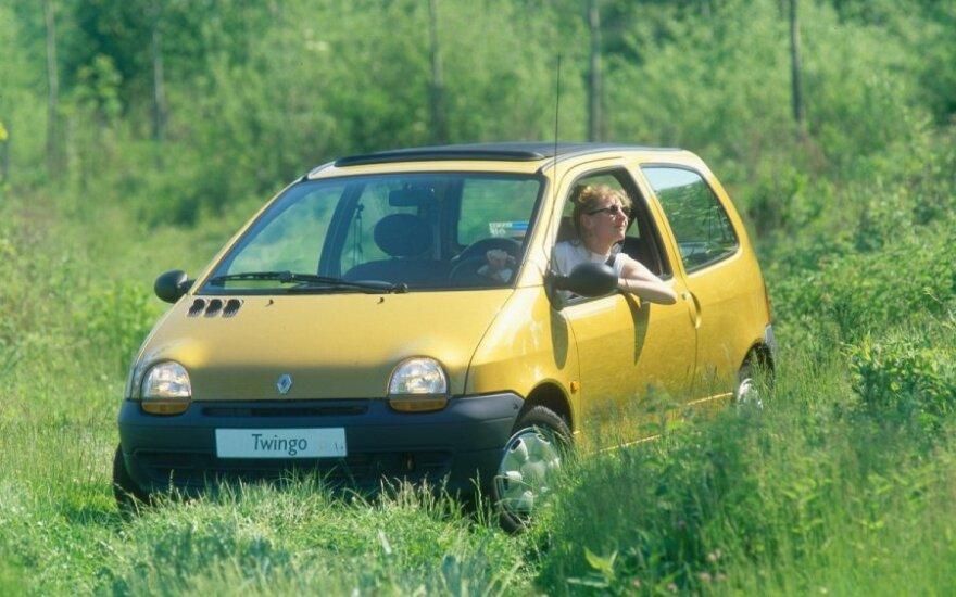 Renault Twingo (1996 m.)