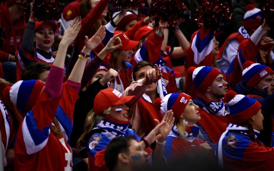 Pjongčango olimpiada: ledo ritulio dvikova – olimpiniai atletai iš Rusijos ir Slovėnija