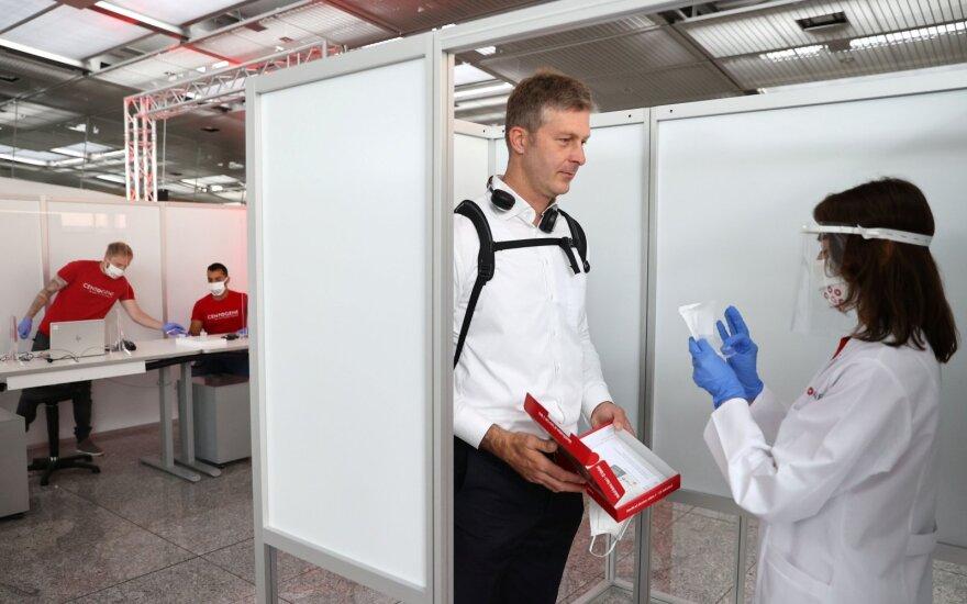 Vokietija iš dalies atšaukė perspėjimą dėl turistinių kelionių į Turkiją