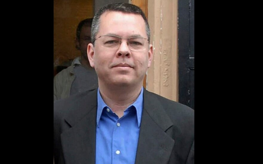 Andrew Craigas Brunsonas
