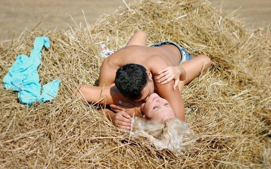 Ištyrė, kaip iš tikrųjų moterys patiria orgazmą