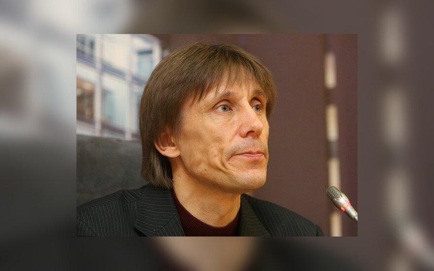TPP į VTEK svarsto šiauliečio teisininko V.Kero kandidatūrą