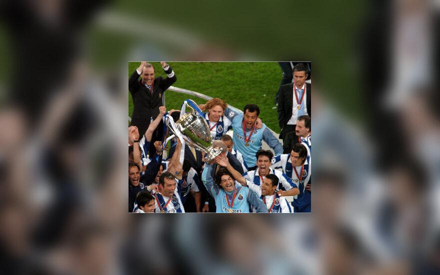 """""""FC Porto"""" - Čempionų lygos nugalėtojai"""