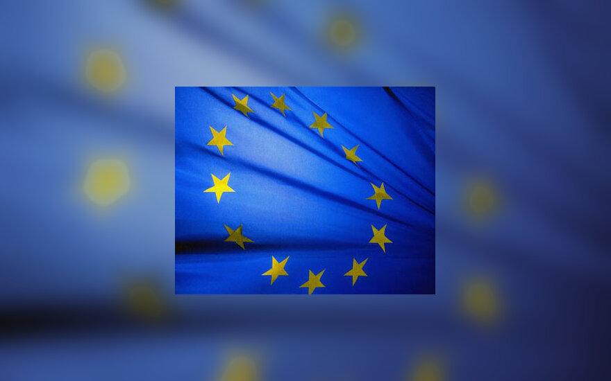 Europos Sąjunga, ES, vėliava