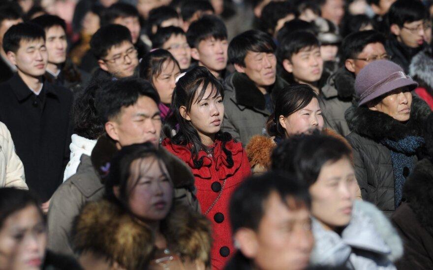 """Sekso verge Šiaurės Korėjoje buvusios moters išpažintis: mus vadino """"žmonių padugnėmis"""""""