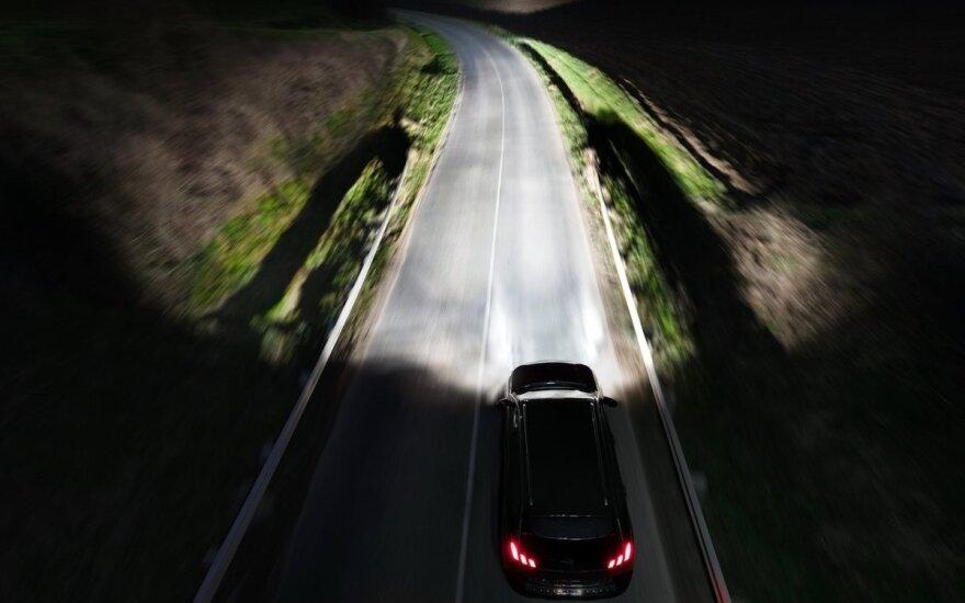 Kaip išsirinkti automobilio lemputes žiemos keliams