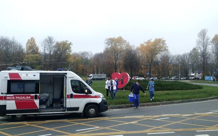 Vilniuje transplantuota Kaune mirusio vaiko širdis