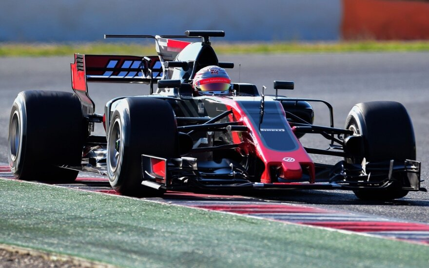 """""""Haas"""" automobilis"""