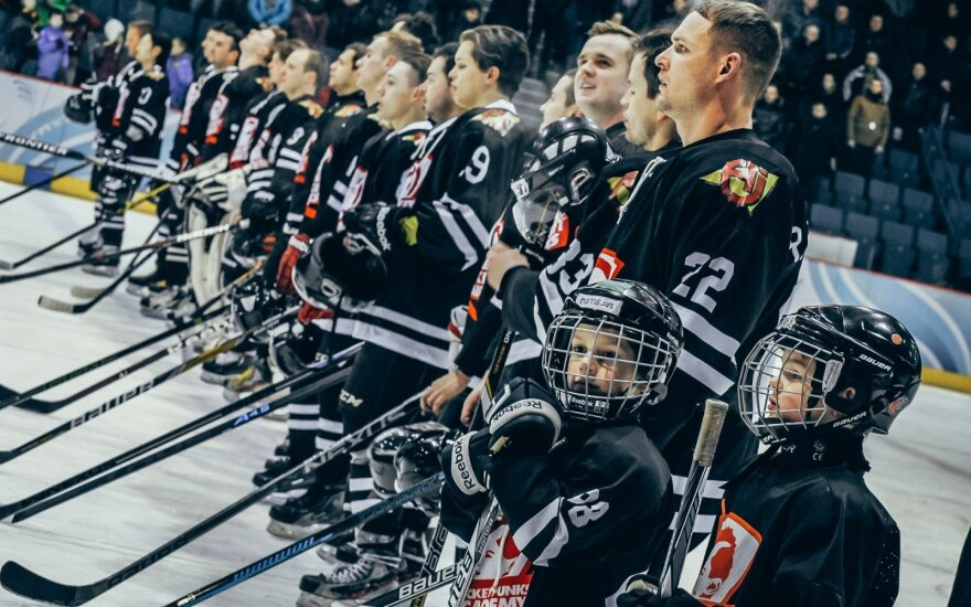 """Hockey Punks"" (klubo nuotr.)"