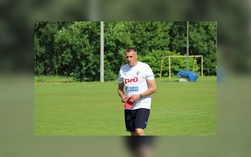 Valdas Ivanauskas (fc-skaenergy.ru nuotr.)