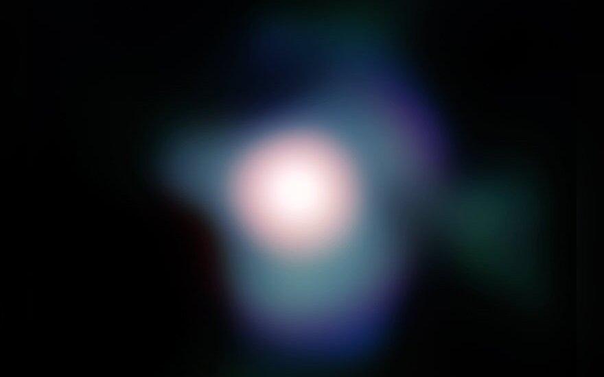 Raiškiausias Betelgeizės vaizdas, užfiksuotas ESO VLT teleskopu