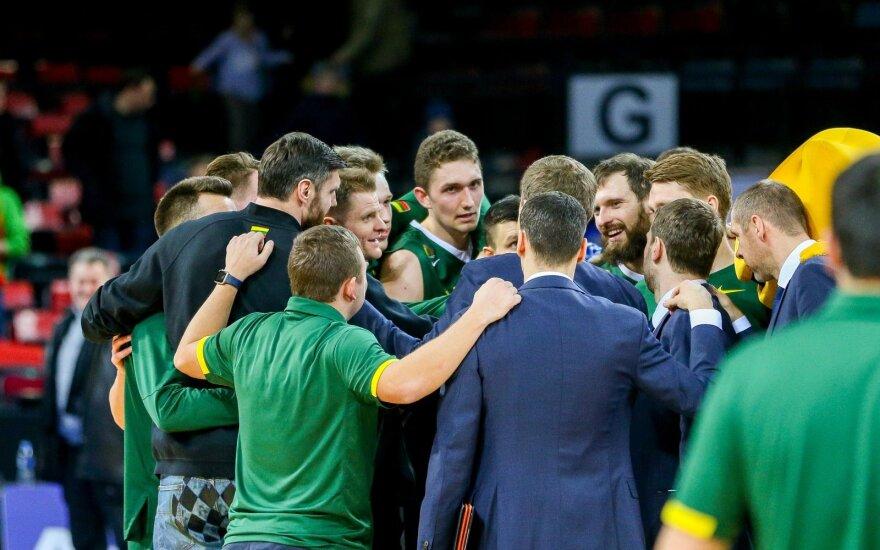 FIBA atranka: Lietuva - Kosovas