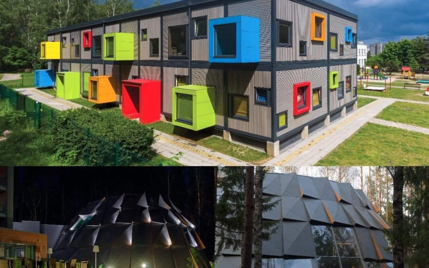 Winners of the Fundermax Facade Competition announced