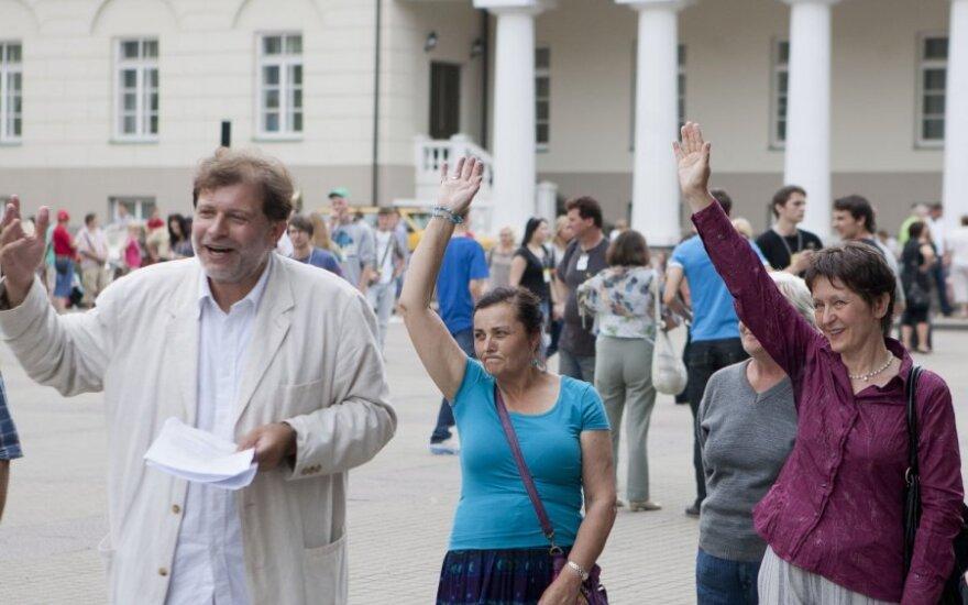 """A. Maslow – įžvalgiausias """"Lietuvos politikas"""""""