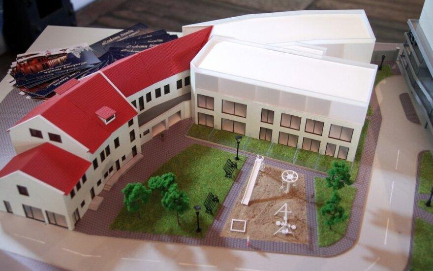 Kvartalas Kauno centre bus prikeltas antram gyvenimui