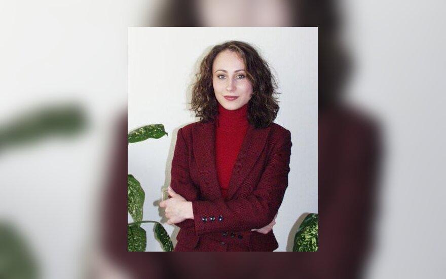 Kosmetikė - konsultantė Andrėja Stogevičienė