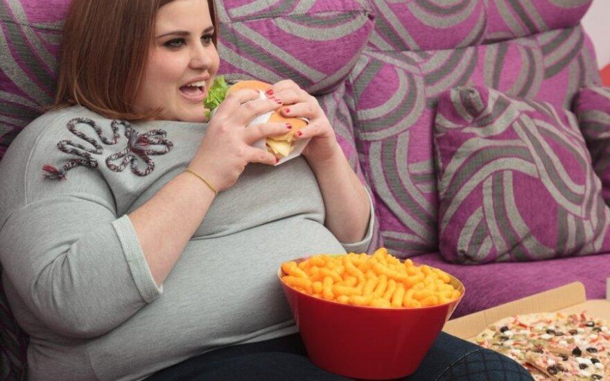 Atsisakiusi pamėgtų patiekalų, moteris numetė pusę savo svorio