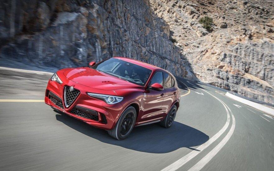 """Alfa Romeo Stelvio Quadrifoglio"""