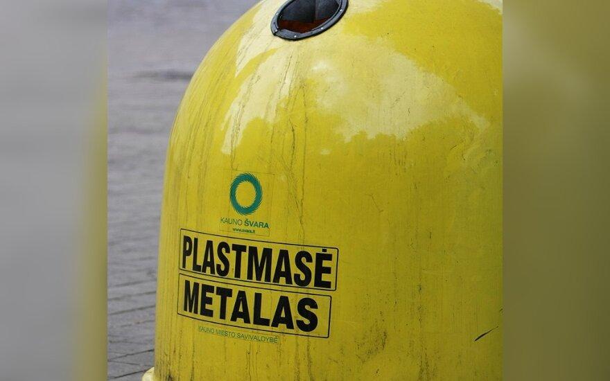 Atliekų rūšiavimo nauda: ir ekonominė, ir ekologinė