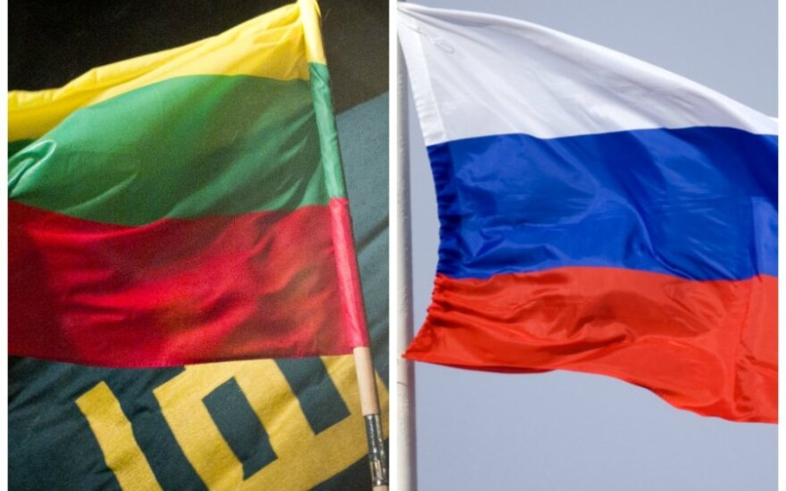 Legal expert: Russia indicates that it questions Lithuania's independence