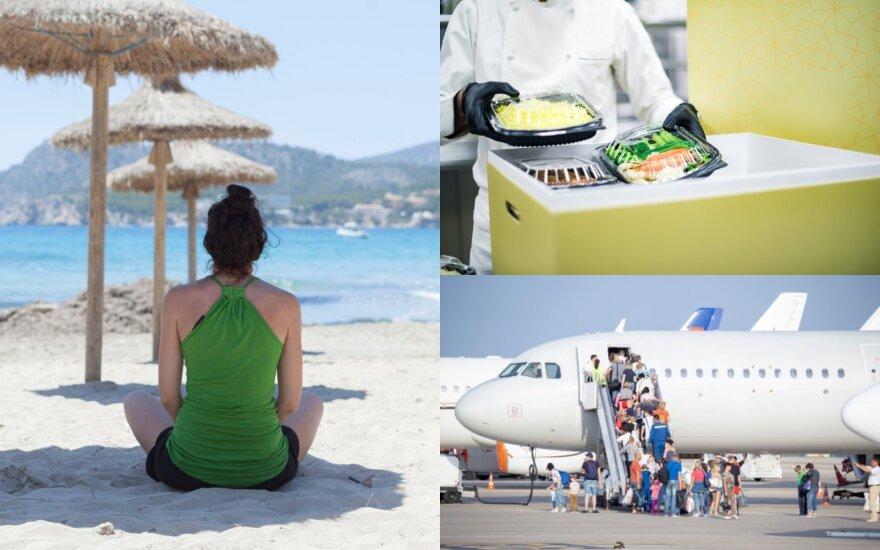 Kelionių organizatoriai pristatė saugumo protokolus bei rekomendacijas turistams iš Lietuvos: ką būtina žinoti prieš išvykstant atostogų?