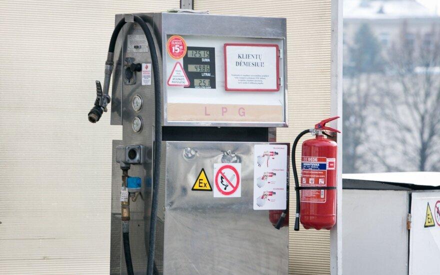 Ekspertai: Europos pastangos pritraukti dujas iš JAV – svarbus žingsnis