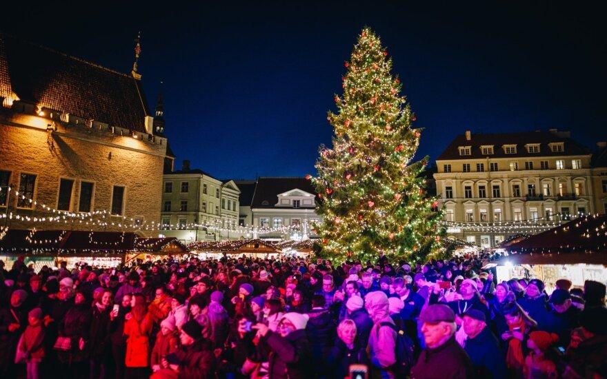 Kalėdinė mugė Taline 2019 m.