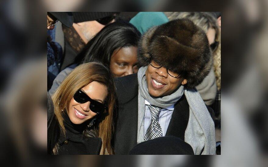 Beyonce ir Jay-Z