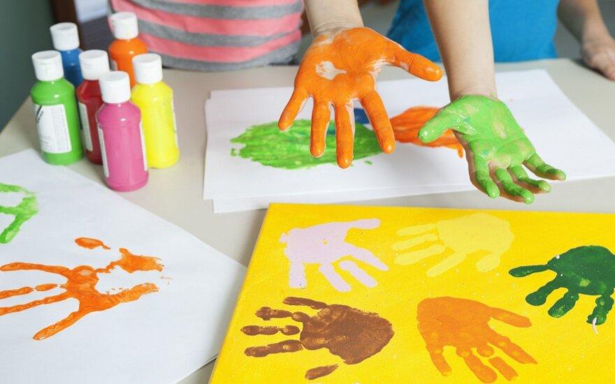 Kaip tėvai gali prisidėti prie vaikų kūrybiškumo ugdymo?