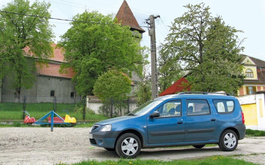 """""""Dacia Logan MCV"""""""