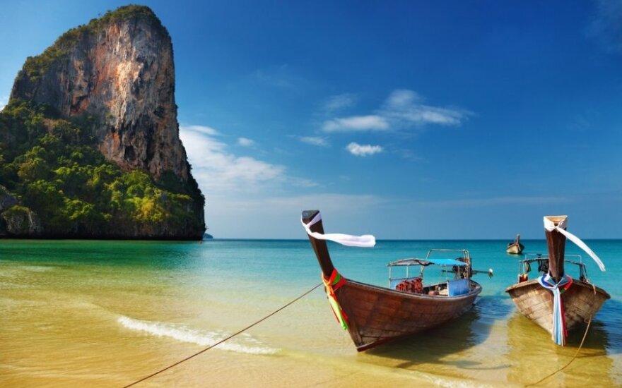 Geriausi paplūdimiai: kur ilsėtis Azijoje žiemą