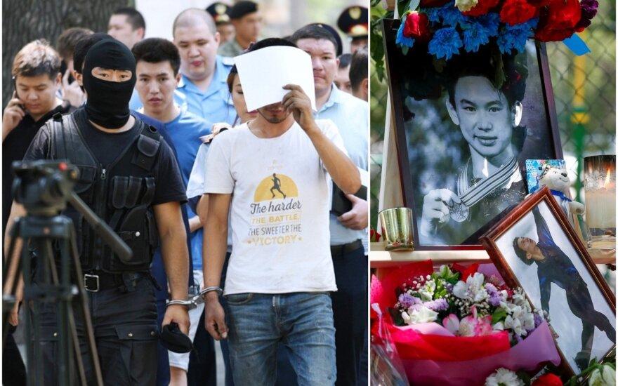 Policija sulaikė vieną Deniso Teno nužudymu įtariamą asmenį, kito dar ieškoma