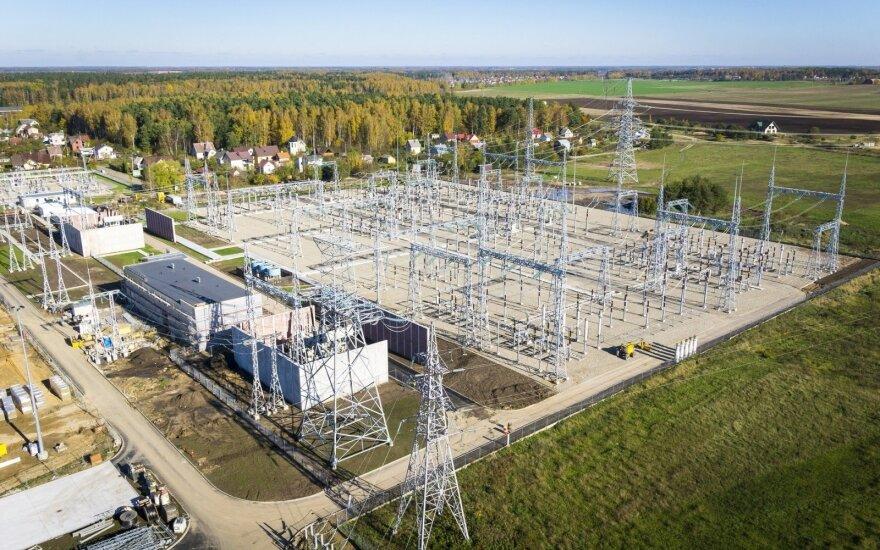 Klaipėdos transformatorių pastotė