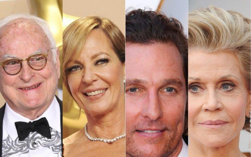Jamesas Ivory, Allison Janney, Matthew McConaughey, Jane Fonda