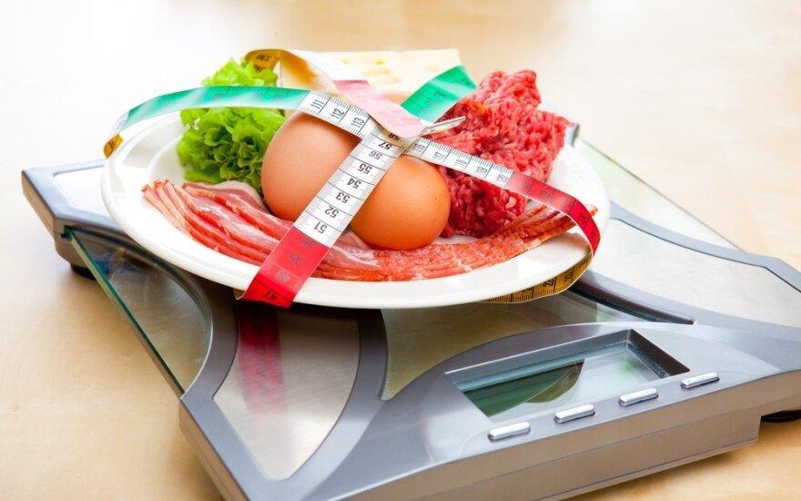 Mitybos specialisto patarimai, kaip išvengti JOJO efekto lieknėjant