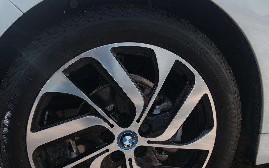 """BMW i3"" eksterjeras"