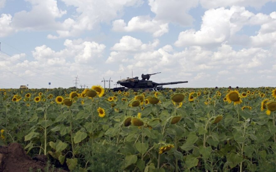 Ukraine readies for possible Russian invasion