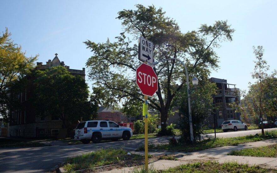 Pavojingiausias Čikagos rajonas