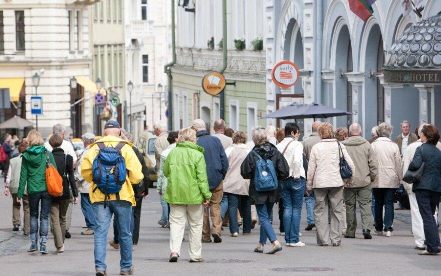 Lietuvoje apsilankęs britų futurologas: paklauskite savęs, kodėl Vilnius toks brangus?