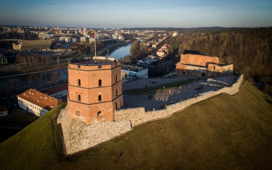 Gediminas tower