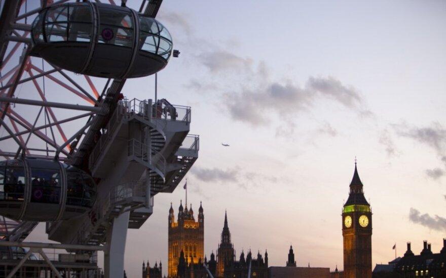 Paauglys lietuvis Londone: važiuojam iš čia