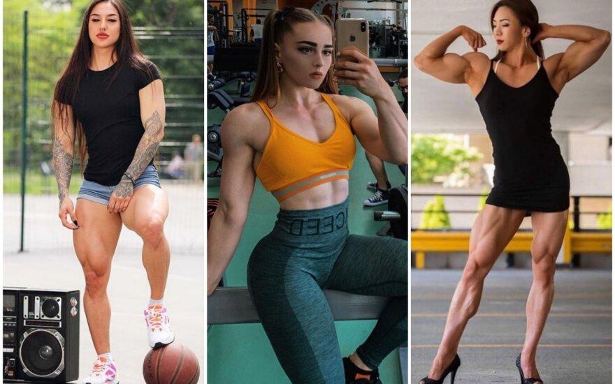 "Bakhar Nabieva, Julia Vins, Jhi Yeon-woo / FOTO: ""Instagram"""
