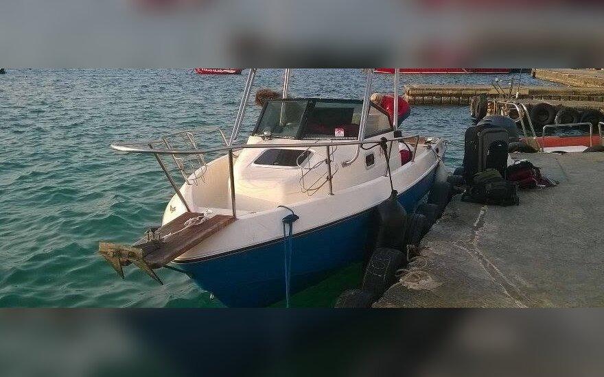 Į Maltą laivą gabenantys lietuviai: jūroje į variklį pradėjo veržtis vanduo! (IV)