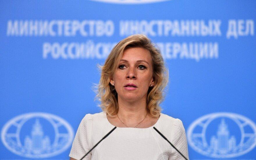 JAV sprendimas papiktino Rusiją